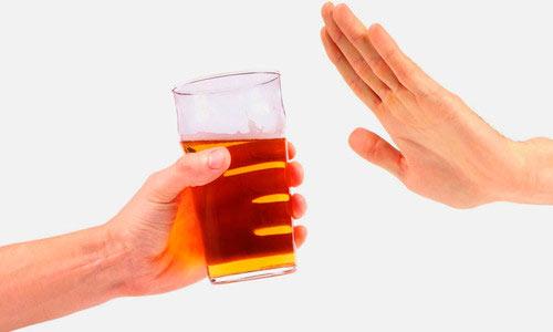 Каковы последствия для организма при отказе от алкоголя