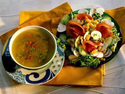 Что полезно есть в обед. Что есть на обед, чтобы похудеть. Как составить правильное питание на день
