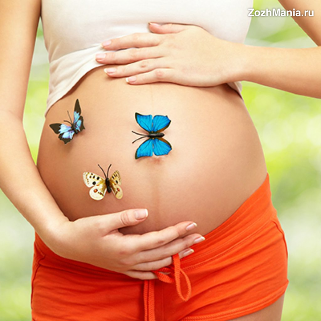 Арбуз во время беременности
