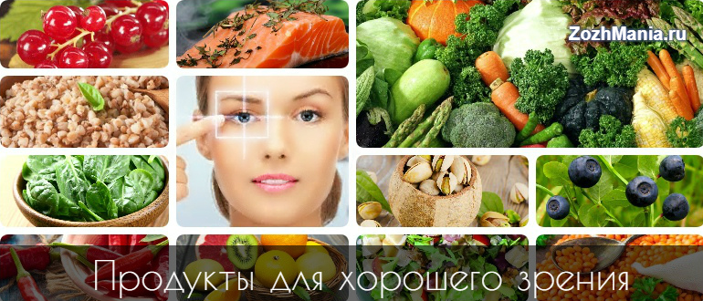 Пища для глаз