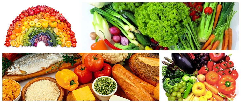 Легкие низкокалорийные продукты для похудения
