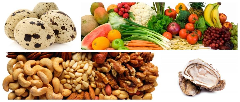 Продукты для повышения потенции у мужчин: правильное питание дома