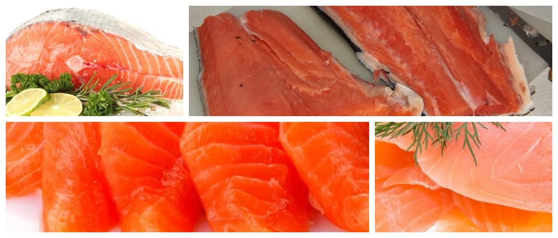 Виды красной морской рыбы