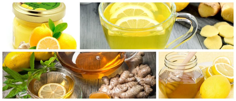 Лимонный мед - отличное лечебное средство.