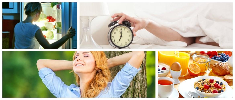 Полезные привычки могут наполнить каждый день здоровьем и радостью