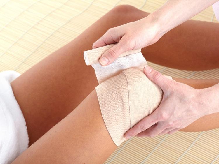 Компрессы при болях в суставах и мышцах