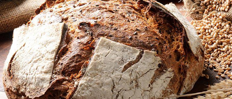 ржаной хлеб польза и вред