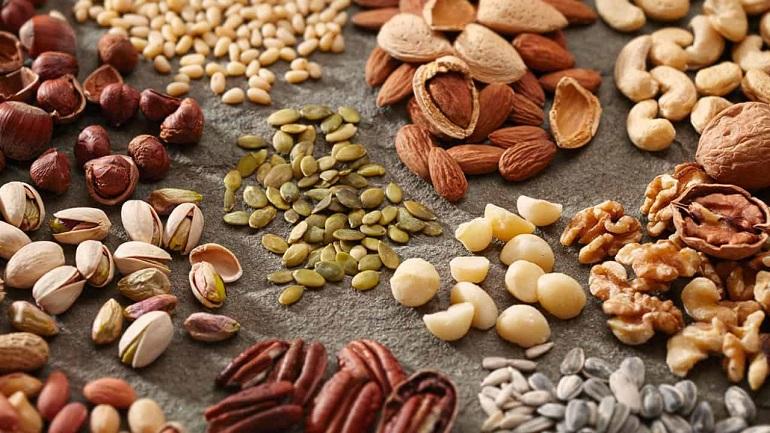 Самые полезные орехи для организма человека и их свойства