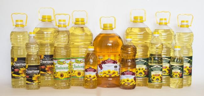Польза подсолнечного масла для организма