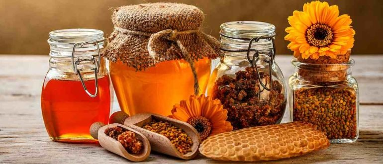 мед эспарцетовый полезные свойства