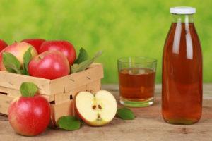 Сок из яблок прием на ночь и натощак