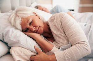 Сон и пожилые