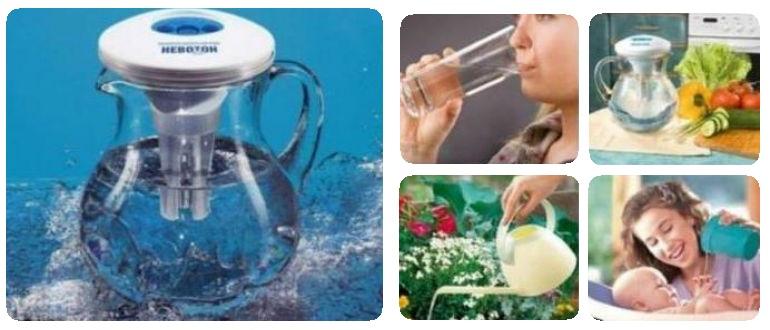 Серебряная вода польза и вред