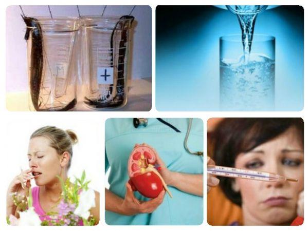 Полезные свойства серебряной воды