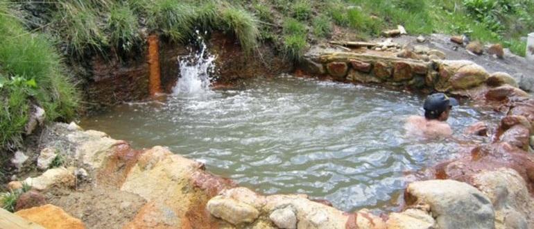 Сероводородная вода польза и вред как пить