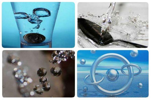 Приготовление серебряной воды