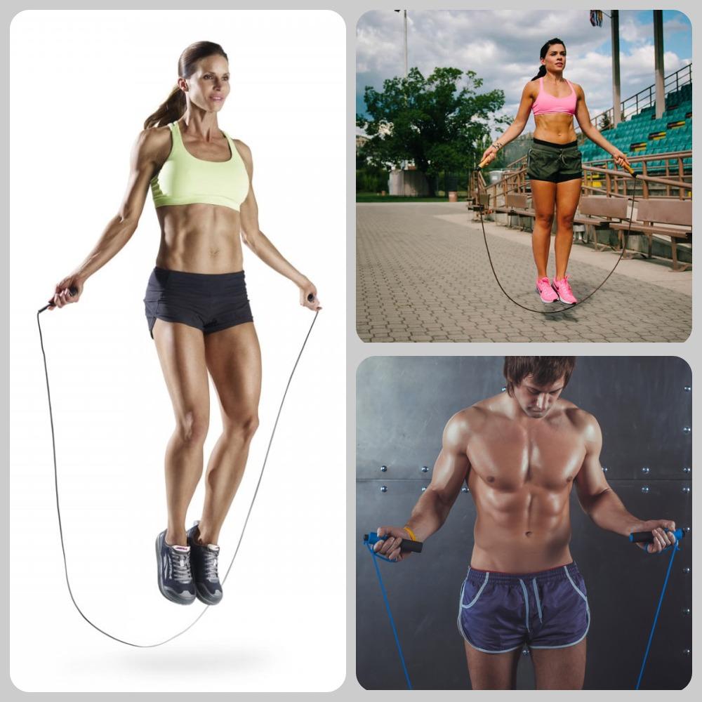 Скипинг для мышц