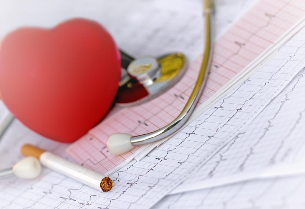 Курение риск для сердца