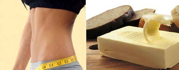 Масло при похудении