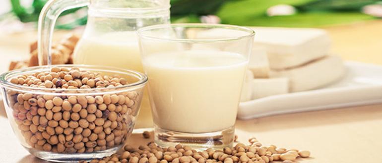 соевое молоко польза и вред