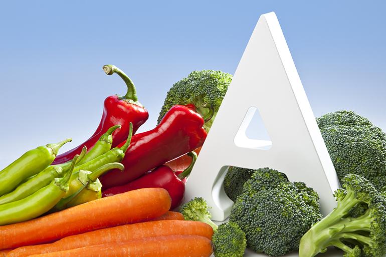Свойства витамина А