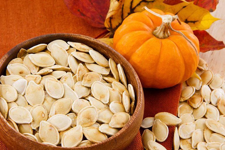 Пищевая ценность семян